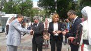 Пролетно изложение на български стоки се провежда в столичната градска градина