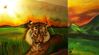 """Започна гласуването за най-красива графити стая  в конкурса """"Be free!"""""""