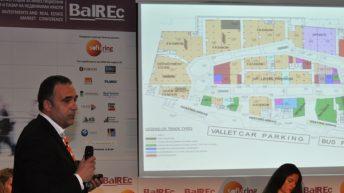 През септември ще бъде открит най-големият увесителен център на закрито в България