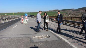 """Стартира ремонтът на първите участъци от магистралите """"Тракия"""" и """"Хемус"""""""