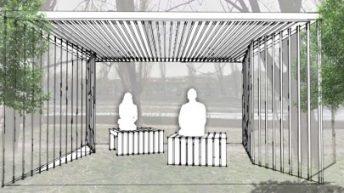 """""""ПЕРГОЛИТЕ"""" на младите архитекти от HYS Team спечели конкурса за идеи на ONE ARCHITECTURE WEEK"""