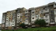 Санират жилищен блок в гр. Бургас с висок клас немски прозоречни системи  REHAU