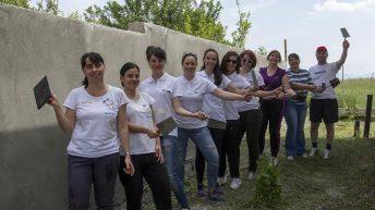 MetLife и Habitat for Humanity се обединиха в подкрепа на първата Седмица на общественополезните дейности