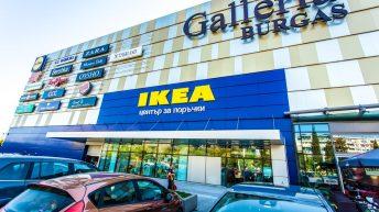 Център за поръчки на ИКЕА вече и в Бургас