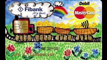 Да научим децата как да управляват парите си… с новите дебитни карти от Fibank