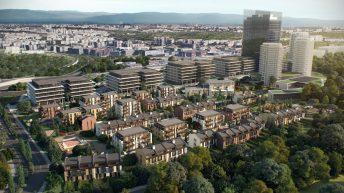 """Garitage Park навлиза във фаза II от строителството с изграждането на  спортна зала """"София парк"""""""