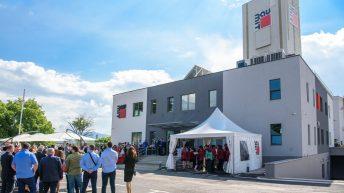 Една сбъдната мечта – Баумит с нова офис сграда!