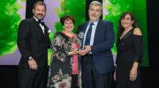 Българската компания  АССИСТ ЕООД с награда от International Door Association