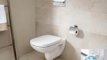 Debba Rimless от Roca – за по-комфортна, хигиенична и икономична баня