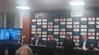 Жребий за основната схема насингъл и на двойки за Sofia Open 2019