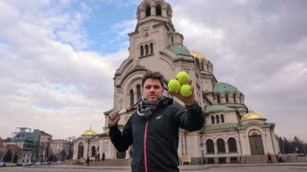 Стан Вавринка и Адриан Андреев стартират участието си на Sofia Open в понеделник