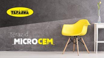 MicroCem – ново декоративно покритие за подове и стени с безброй ефекти!