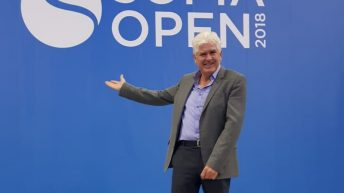 Пол Макнами: Sofia Open е трамплин за българските тенисисти и мотивация за младите